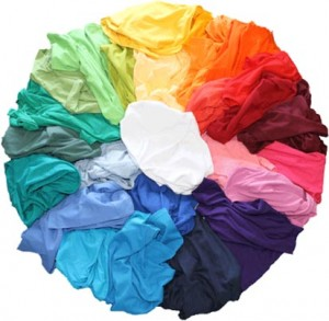 a different way to view the color wheel