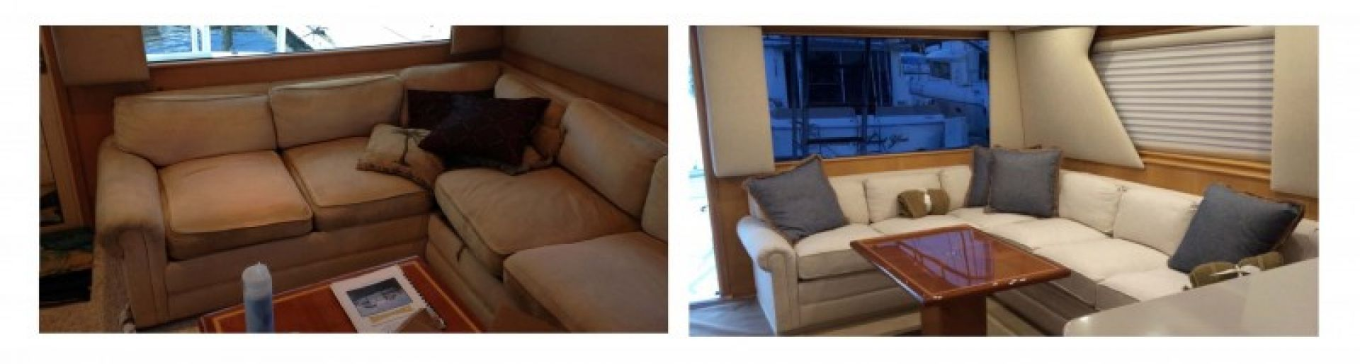Sofa – Before/After