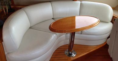 Wheelhouse Settee Top