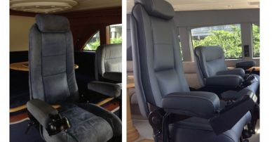 Helm Seats – Before/After