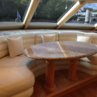 Galley Settee Side View